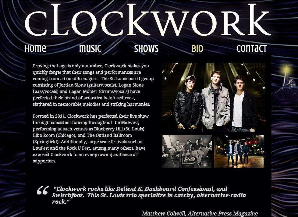 Clockwork STL