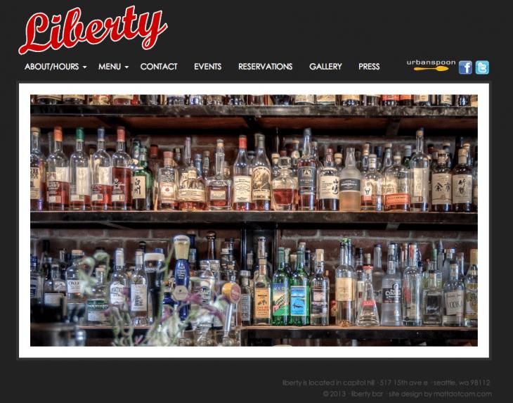 liberty screenshot