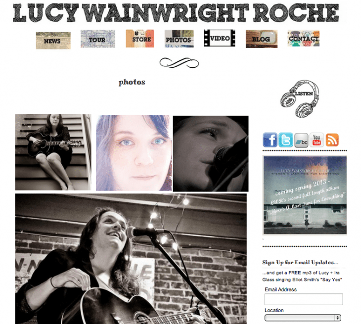 lucy wainwright roche screenshot